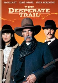 The Desperate Trail poster