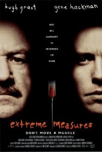 Extreme Measures poster