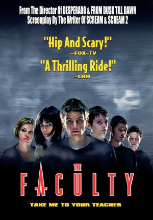 The Faculty Cover