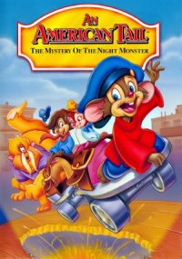 An American Tail: The Mystery of the Night Monster poster