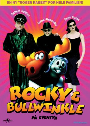 The Adventures of Rocky & Bullwinkle 500x700