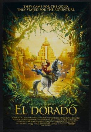 The Road to El Dorado 2064x3000
