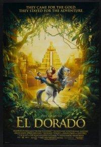 The Road to El Dorado poster