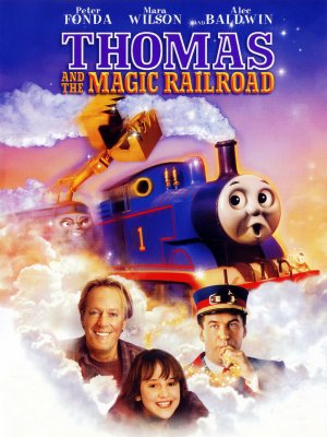 Thomas and the Magic Railroad Cover