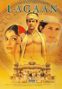 Lagaan - C'era una volta in India poster
