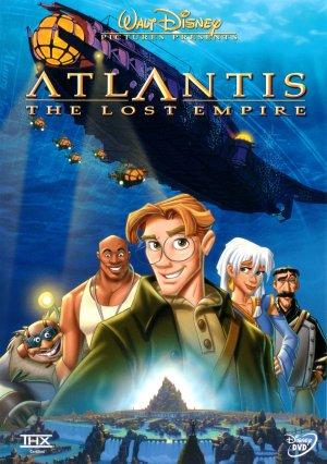 Atlantis - Das Geheimnis der verlorenen Stadt 1533x2175