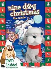 Nine Dog Christmas poster
