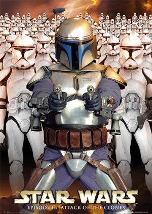 Star Wars: Episodio II - El ataque de los clones 356x500