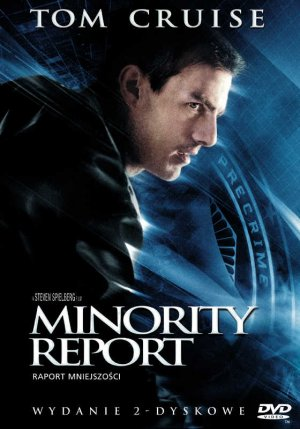 Minority Report 560x800