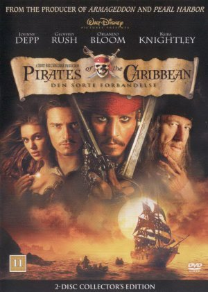 Pirates of the Caribbean: The Curse of the Black Pearl 755x1059