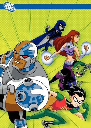 Teen Titans 1529x2158