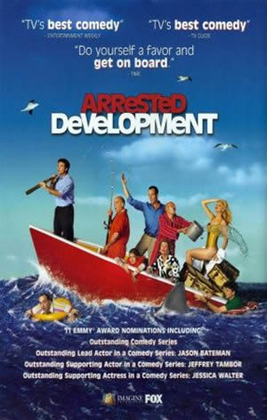 Arrested Development 300x472
