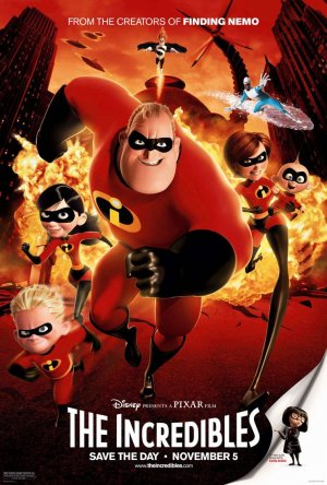The Incredibles 743x1100
