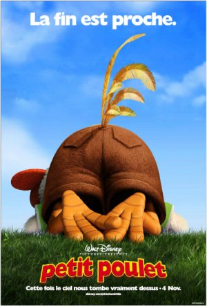 Chicken Little 432x638