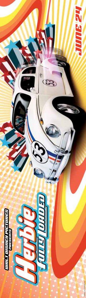 Herbie Fully Loaded - Ein toller Käfer startet durch 512x1762