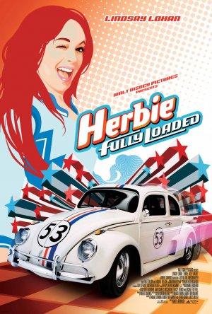 Herbie Fully Loaded - Ein toller Käfer startet durch 1742x2580