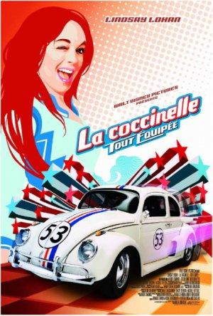 Herbie Fully Loaded - Ein toller Käfer startet durch 432x639