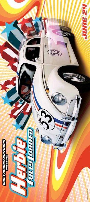 Herbie Fully Loaded - Ein toller Käfer startet durch 1085x2424