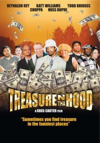 Treasure n tha Hood poster