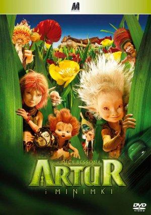 Arthur und die Minimoys 564x800