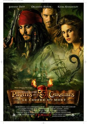 Pirates of the Caribbean: Dead Man's Chest 936x1341