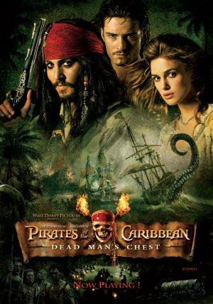 Pirates of the Caribbean: Dead Man's Chest 1224x1745