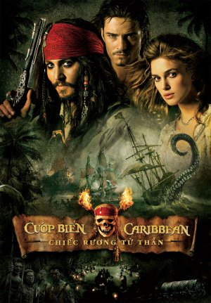 Pirates of the Caribbean: Dead Man's Chest 1253x1800