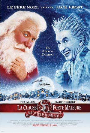 The Santa Clause 3: The Escape Clause 3383x5000