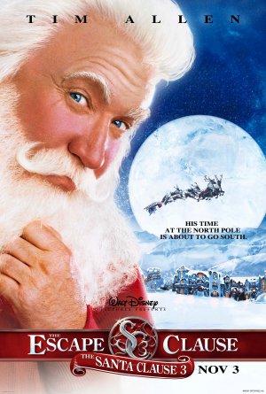 The Santa Clause 3: The Escape Clause 3368x5000