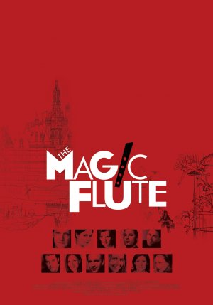 The Magic Flute Poster