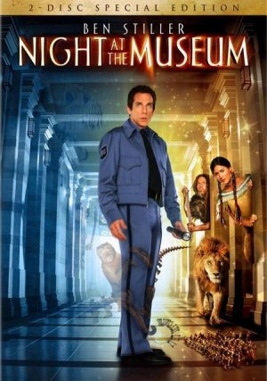 Night at the Museum 450x640