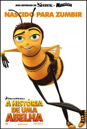 Bee Movie - Das Honigkomplott 400x593