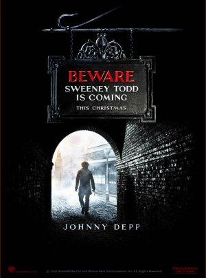 Sweeney Todd: The Demon Barber of Fleet Street 780x1050