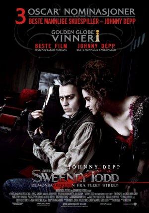 Sweeney Todd: The Demon Barber of Fleet Street 500x714