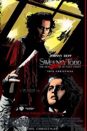 Sweeney Todd: The Demon Barber of Fleet Street 1067x1600