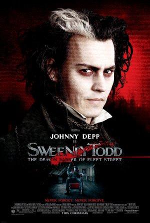 Sweeney Todd: The Demon Barber of Fleet Street 3375x5000