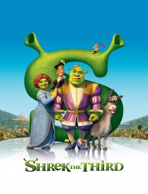 Shrek the Third 3805x5000