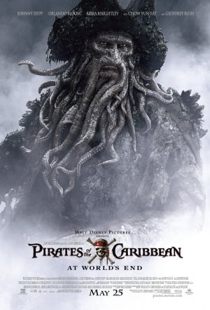 Pirates of the Caribbean: At World's End 882x1300