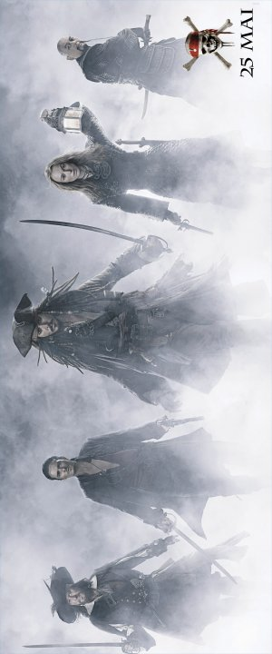 Pirates of the Caribbean: At World's End 2084x5000