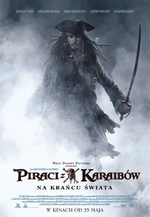 Pirates of the Caribbean: At World's End 695x1000