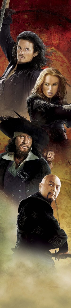 Pirates of the Caribbean: At World's End 693x3000