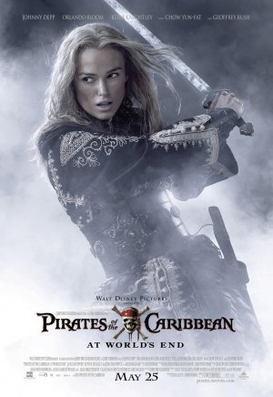Pirates of the Caribbean: At World's End 895x1300