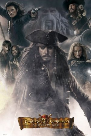 Pirates of the Caribbean: At World's End 368x550