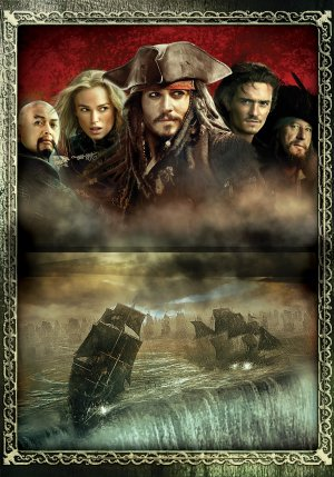 Pirates of the Caribbean: At World's End 2097x3000