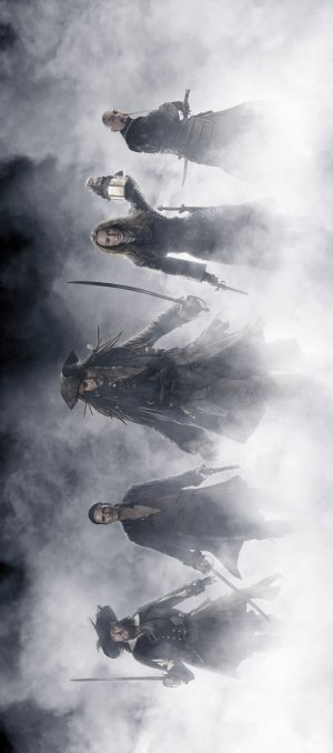 Pirates of the Caribbean: At World's End 2212x5000
