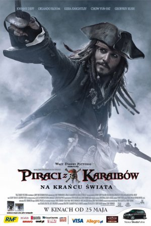 Pirates of the Caribbean: At World's End 700x1050