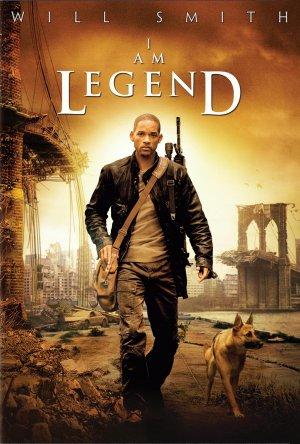 I Am Legend 1198x1772