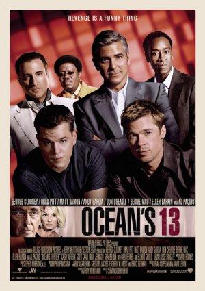 Ocean's Thirteen 500x708