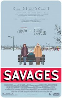 Os Savages poster