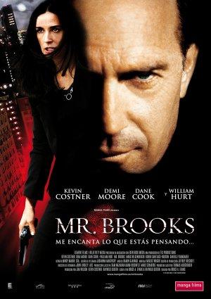 Mr. Brooks 600x850